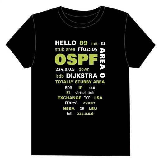 Camiseta OSPF