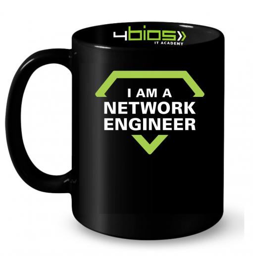 Caneca I Am a Network Engineer