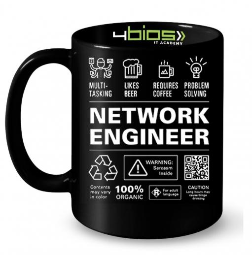 Caneca Network Engineer