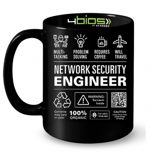 Caneca Network Security Engineer